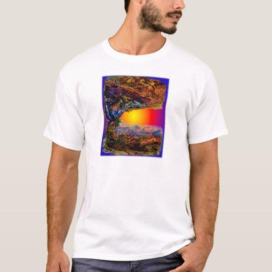 Mystic Seas Shell Beach Edit Sunshine T-Shirt