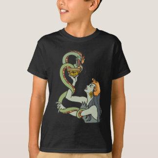 Mystic Serpent Priestess T-Shirt
