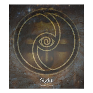 Mystic - Sight - Emanate Presence Posters