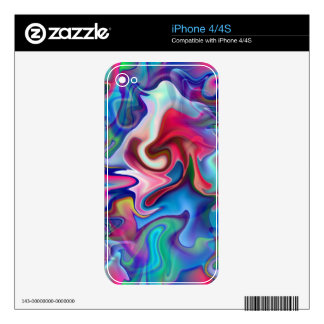 Mystic Decal For iPhone 4S