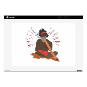 "Mystic Sounds 15"" Laptop Skin"