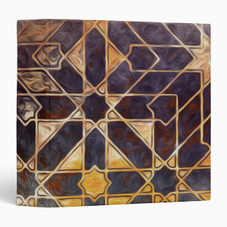 Mystic Tiles I Vinyl Binder