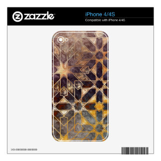 Mystic Tiles I Decals For The iPhone 4S