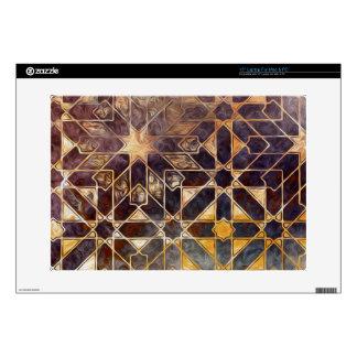 Mystic Tiles I Laptop Decal