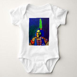Mystic Warrior o-11 Baby Bodysuit