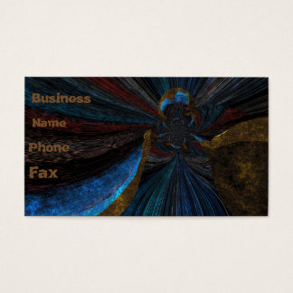 Mystic Water flow Business cards