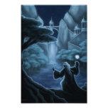 mystic waters fantasy photo print