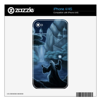 mystic waters fantasy decals for iPhone 4S