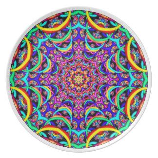 Mystic Web Dinner Plate