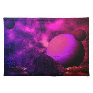 Mystical Alien World Placemat