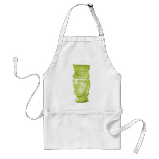 Mystical Asian Artifact Adult Apron