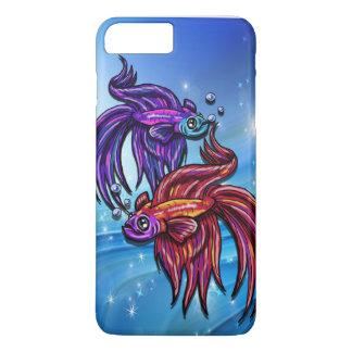 Mystical Bettas iPhone 7 Plus Case