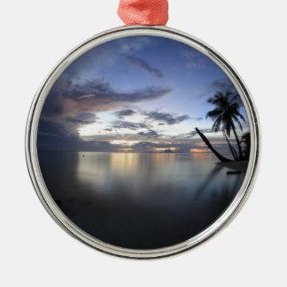 Mystical Bora Bora.JPG Metal Ornament