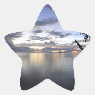 Mystical Bora Bora.JPG Star Sticker