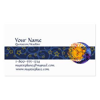 Mystical Business Card Templates