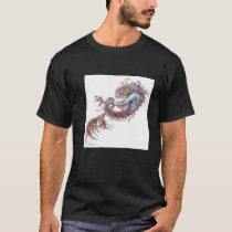 Mystical Chinese Dragon T-Shirt