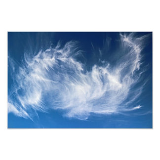 Mystical Cloud Formation Photo Print