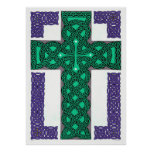 Mystical Cross print