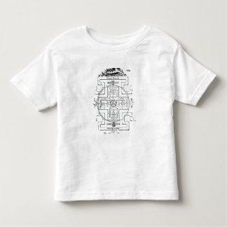 Mystical diagram of Solomon's Toddler T-shirt