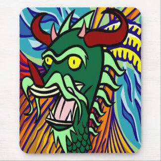 Mystical Dragon Mousepad