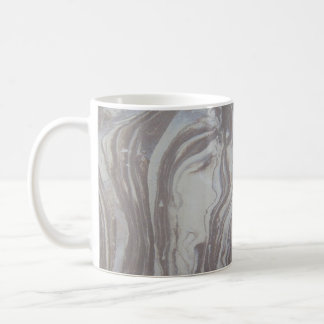 Mystical Face Classic White Coffee Mug