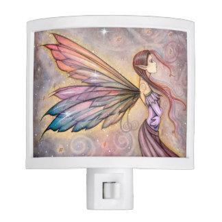 Mystical Fairy Fantasy Art Night Light