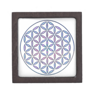 Mystical Flower of Life Gift Box