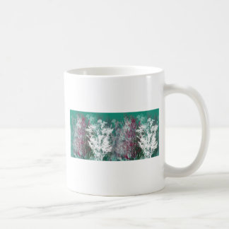 Mystical forest coffee mug