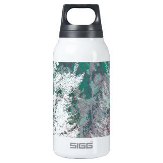 Mystical forest insulated water bottle