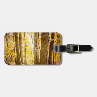 Mystical Forest Travel Bag Tag