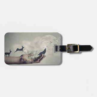Mystical Forest Travel Bag Tags