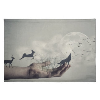 Mystical Forest Place Mats