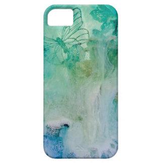 """Mystical Garden - Waterfall"" collection original iPhone 5 Case"