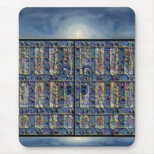 Mystical Gate Mouse Pad