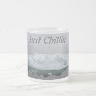 Mystical Icebergs Mug