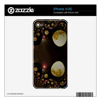 Mystical Journey.jpg Decals For iPhone 4S