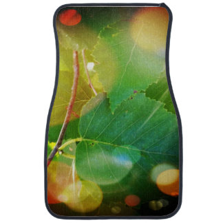Mystical Leaves Car Mats (Front) (set of 2)