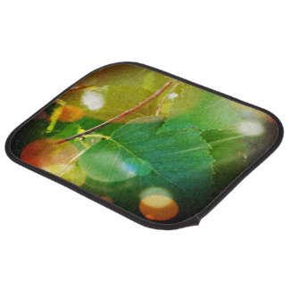 Mystical Leaves Car Mats (Rear) (set of 2)