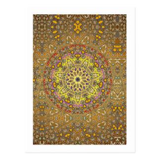 Mystical Mandala 001 - Multiple Products Postcard