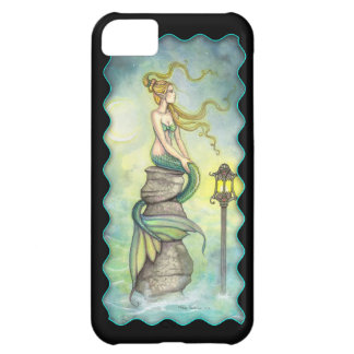 Mystical Mermaid and Lantern Fantasy Art Cover For iPhone 5C