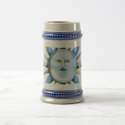 Mystical Moon Beer Stein