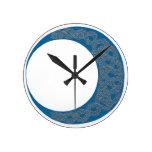 Mystical Moon clock