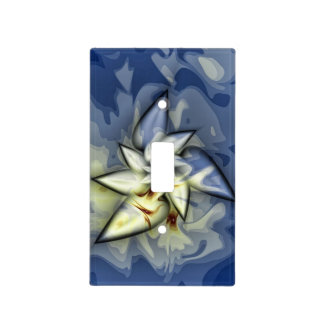 Mystical Mosaic Light Switch Cover