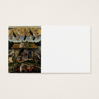 Mystical Nativity Business Card