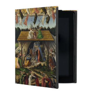 Mystical Nativity by Sandro Botticelli iPad Case