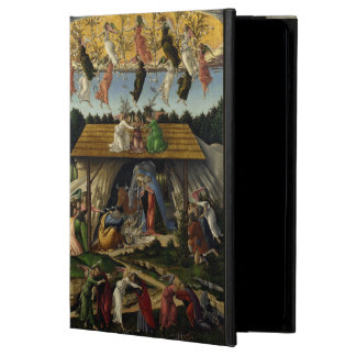 Mystical Nativity by Sandro Botticelli Case For iPad Air