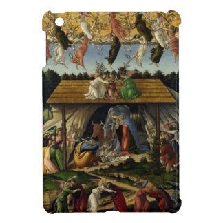 Mystical Nativity by Sandro Botticelli iPad Mini Covers