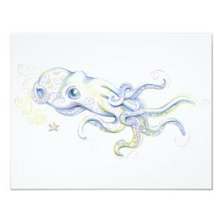Mystical Octopus Invites