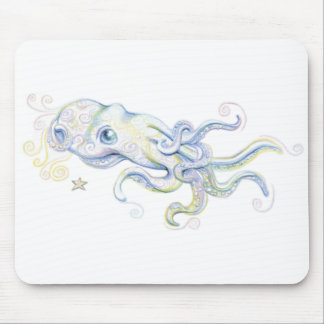 Mystical Octopus Mouse Pad