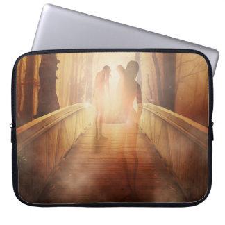 Mystical Pathway Laptop Sleeve